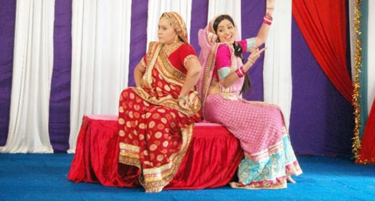 When the saas and bahu dance together