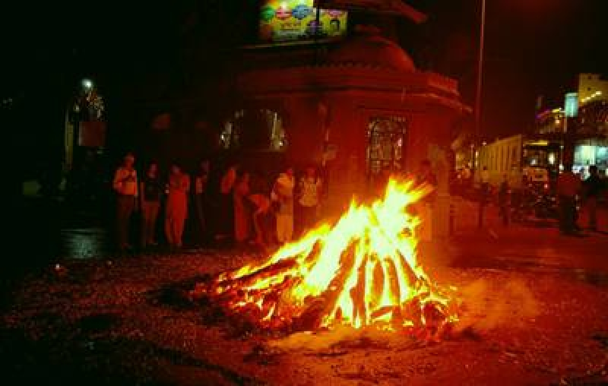 'Don't cut trees for Holi bonfires'