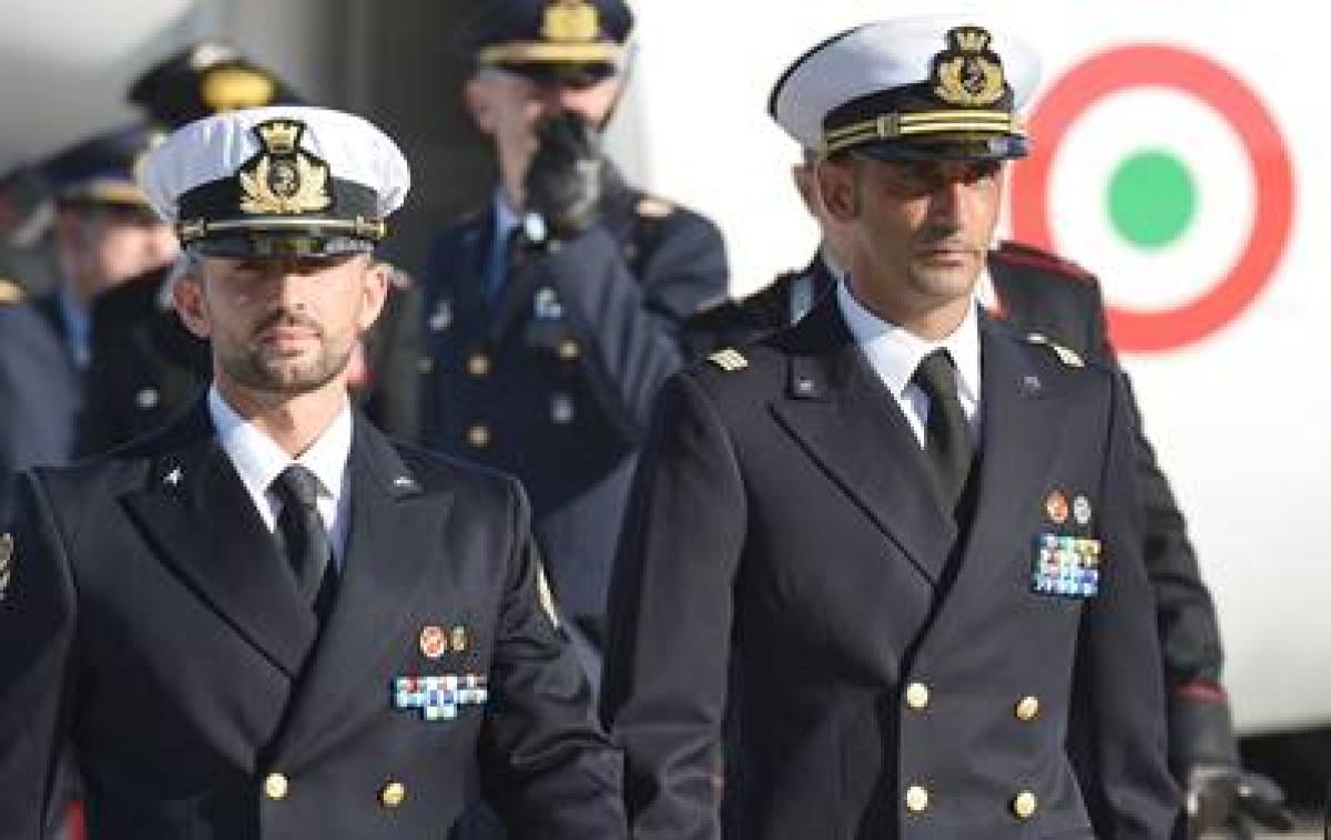 SC asks Italian Ambassador not to leave, Govt reviews ties