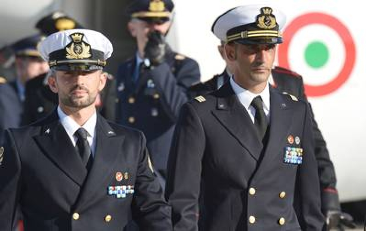 Marines will not face death, India assures Italy