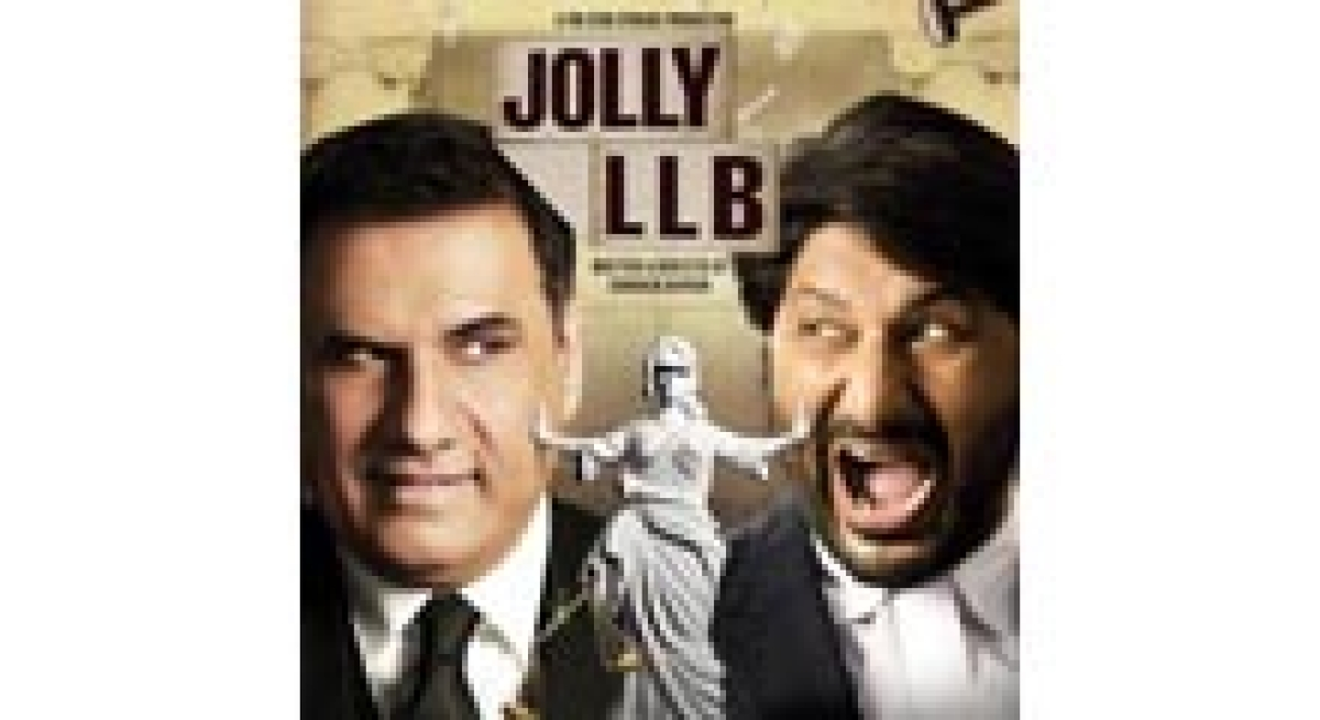 Court refuses to stay release of film Jolly LLB