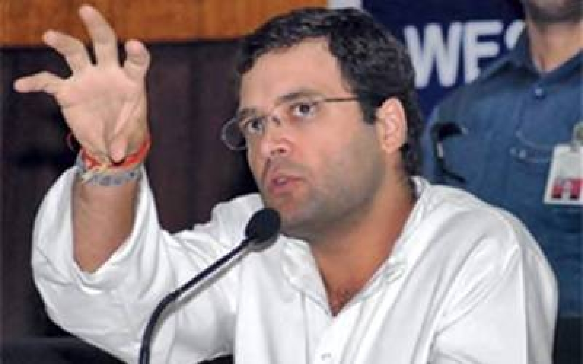 BJP's jibes at Rahul's comments on PM race, marriage