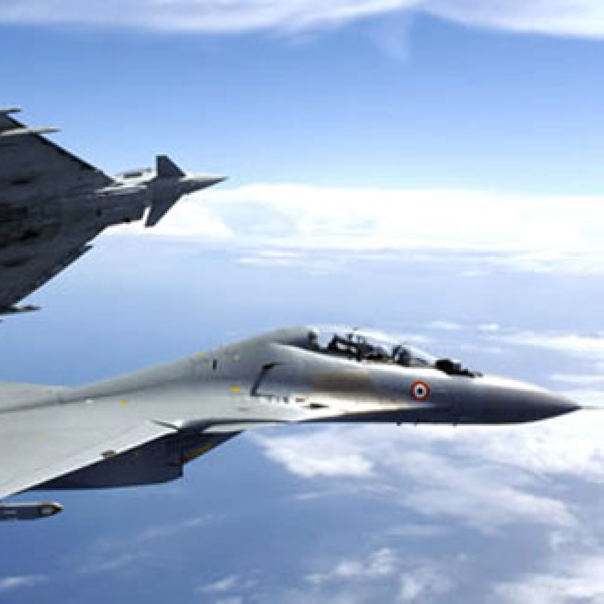 9 fighter aircraft to fly over Delhi to show gratitude to COVID-19 warriors