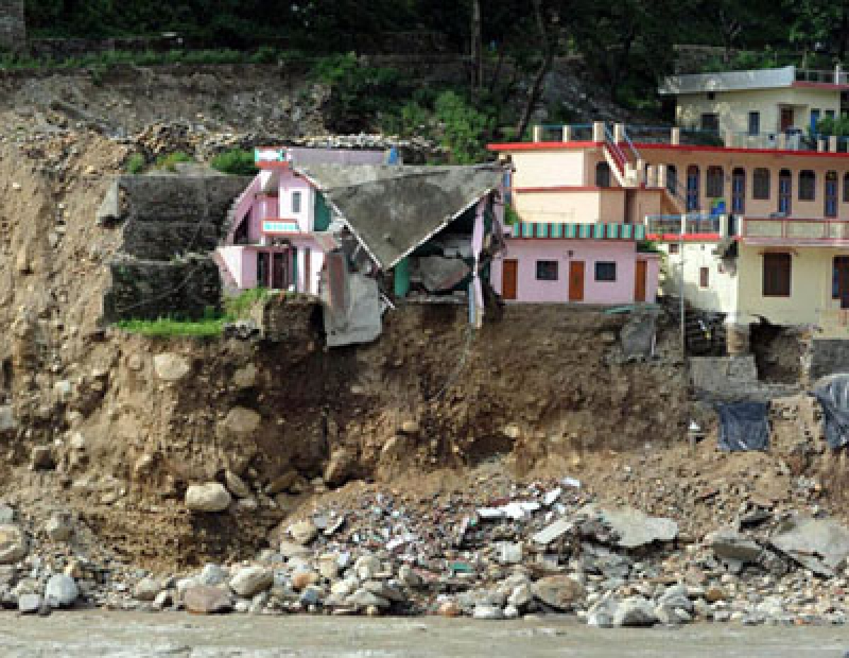 14 bodies pulled out from villages flattened in Uttarakhand