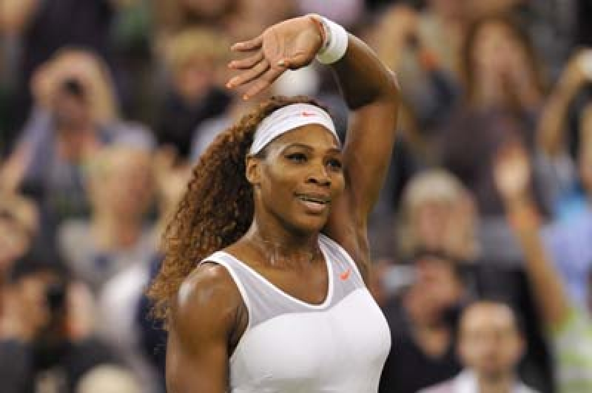 Serena Williams confused over whole `Netflix and chill` thing!