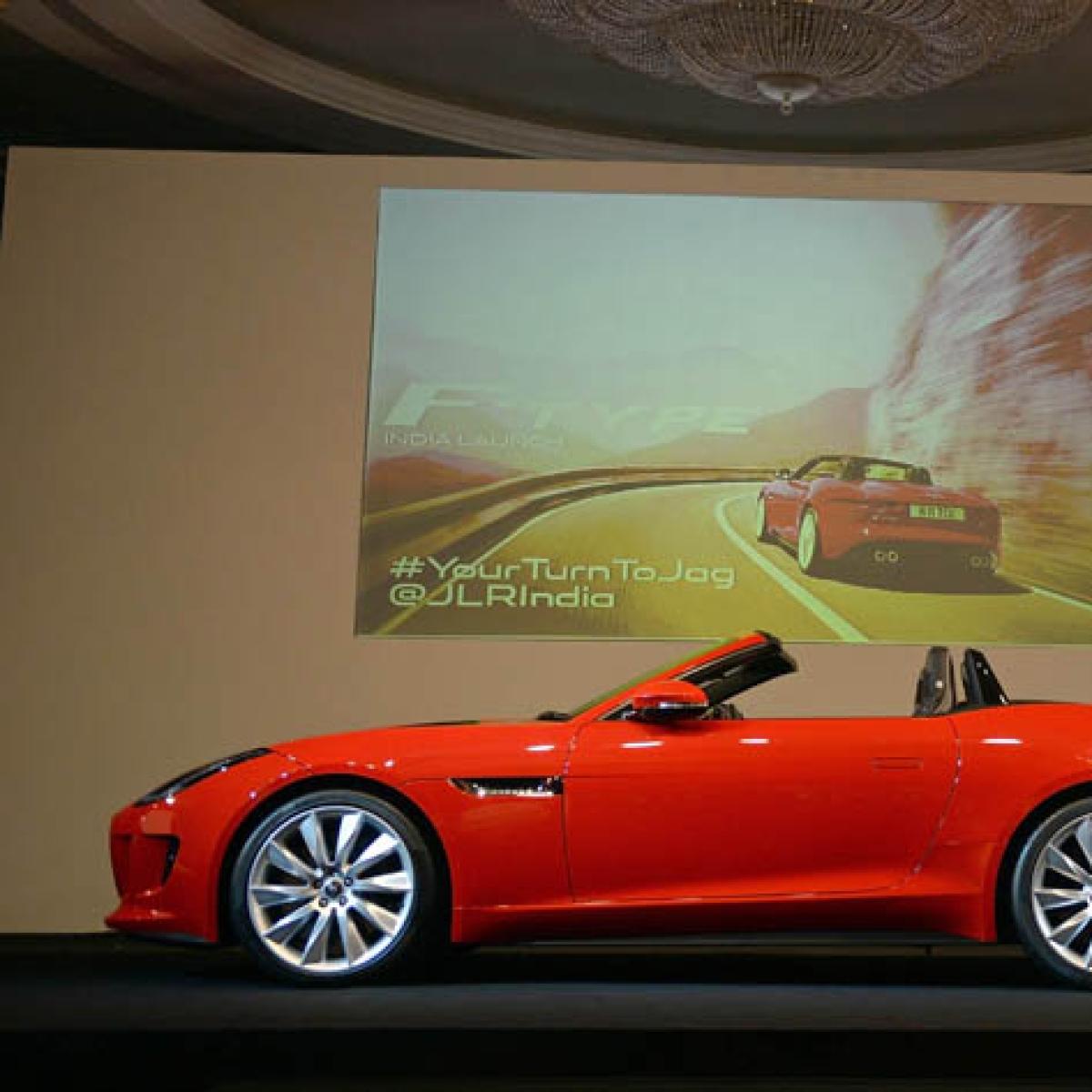 Stop calling luxury cars as sin goods; slash GST: Jaguar Land Rover