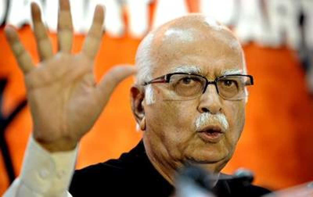 Advani praises Patel for integrating Hyderabad with India