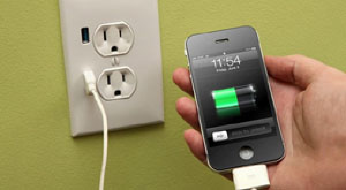 Charge mobiles less to prolong battery life