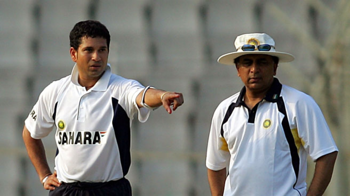 Little Master wants Master Blaster to sign off with a bang!
