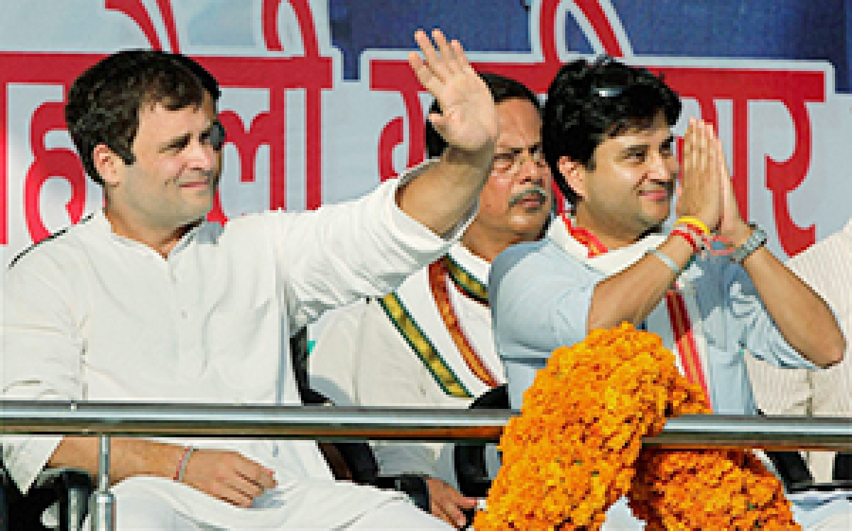 Madhya Pradesh: Congress leader says Scindia, his supporters 'betrayed' party