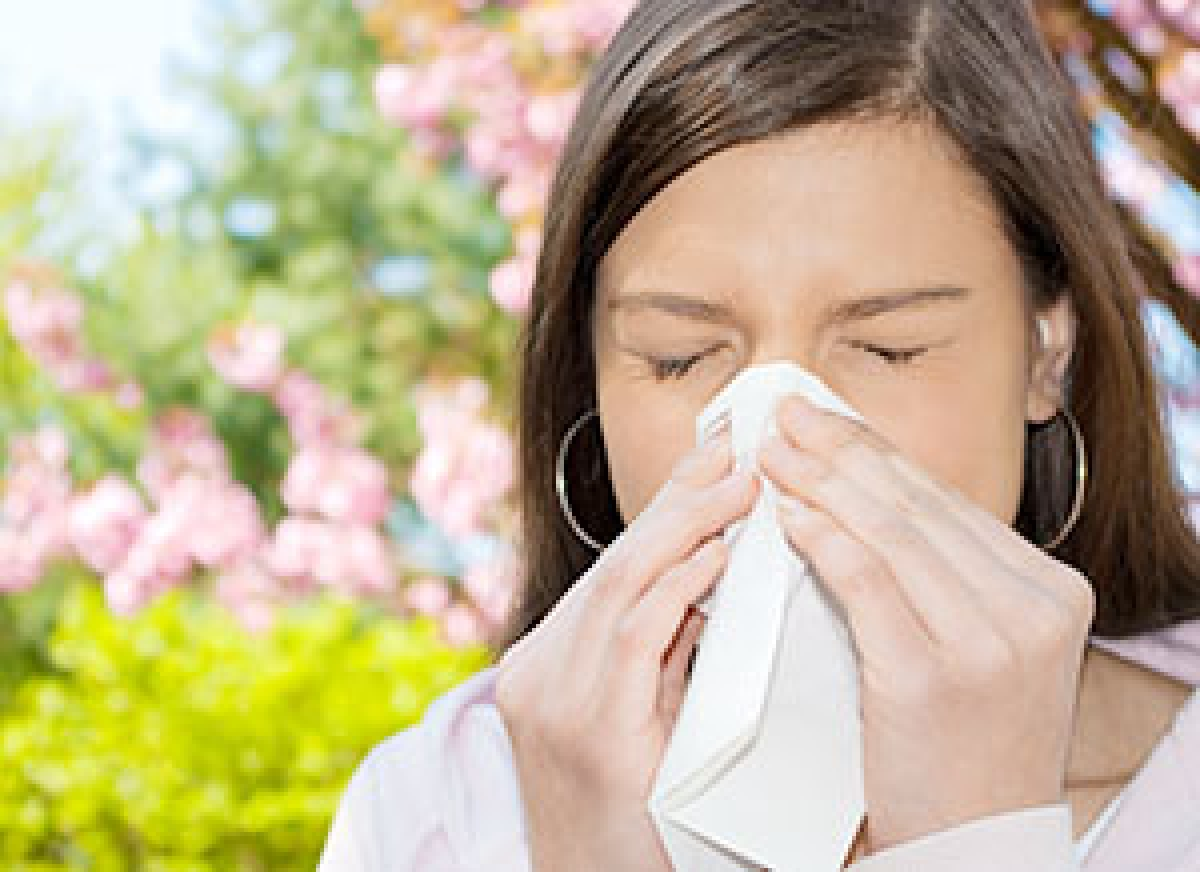 Self-medication for allergy can be dangerous