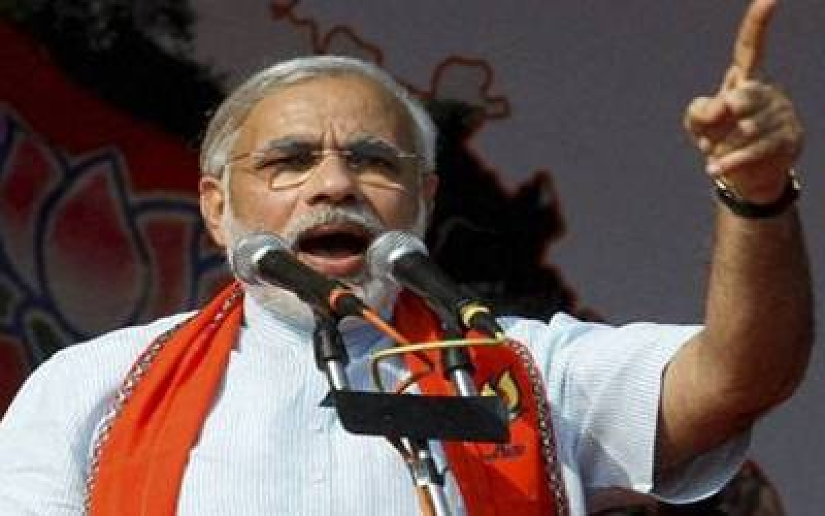 Modi to Rahul: Reveal names of youth in touch with ISI or apologise