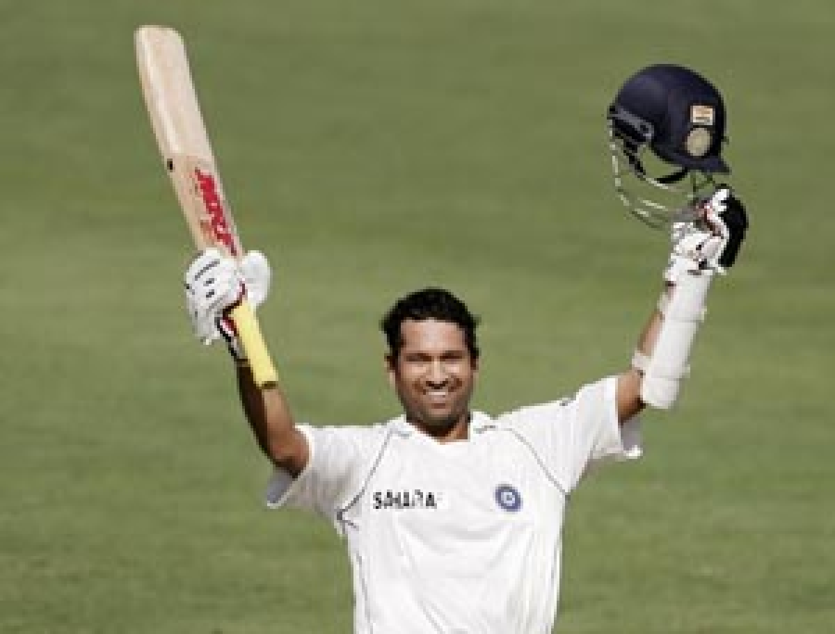 Sachin's swan song at home turf Wankhede