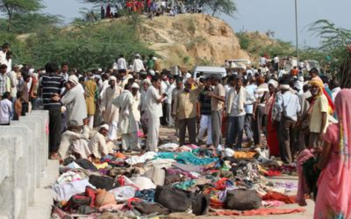 Bihar stampede: Union ministers attack Bihar government