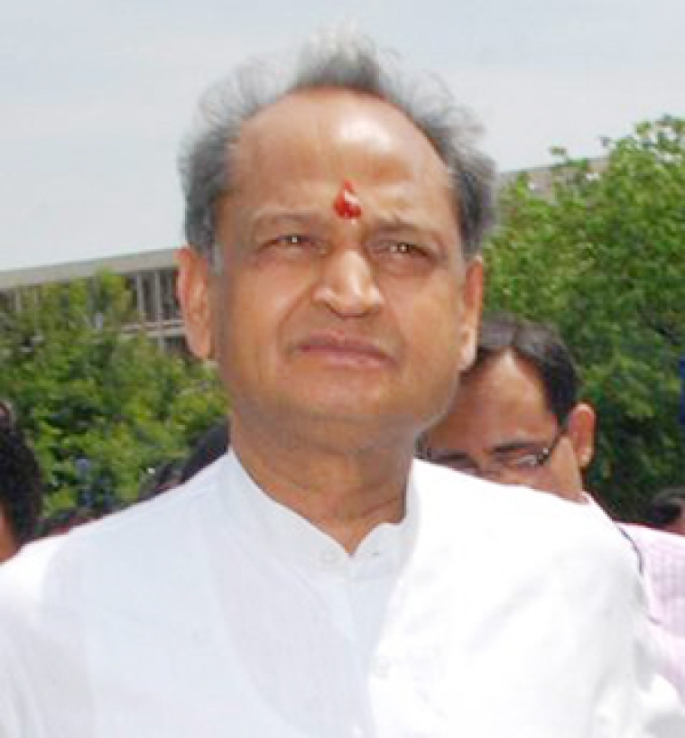 Gehlot files papers from Sardarpura seat