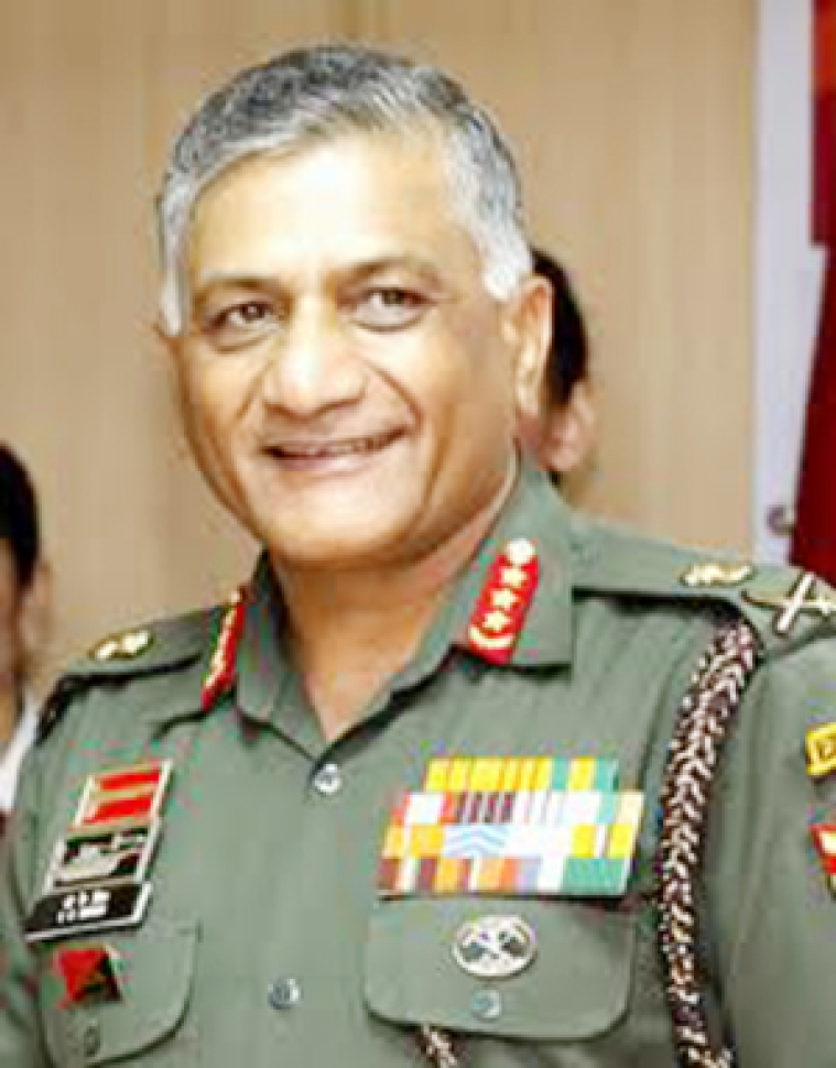 Gen slams winding up of  secret snooping unit TSD