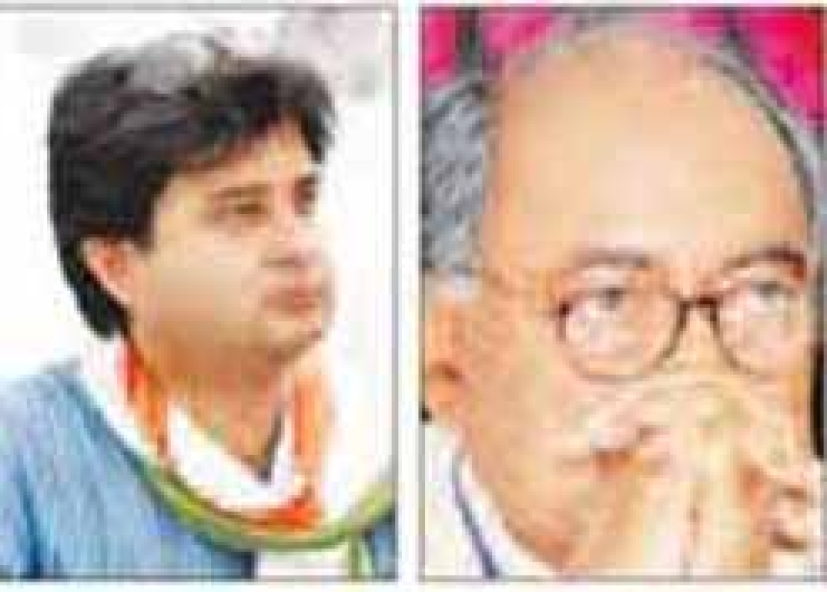 Scindia skirts constituencies of Diggi men