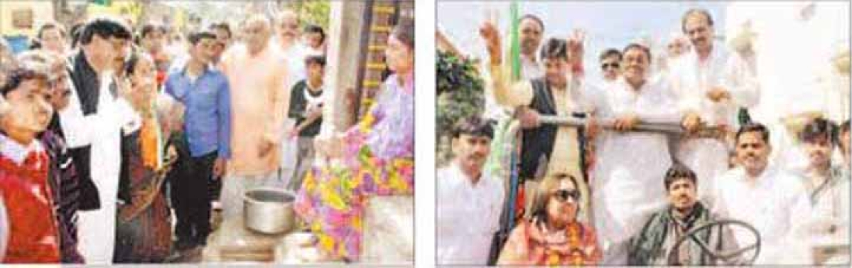 No anti- incumbency wave in Indore- V