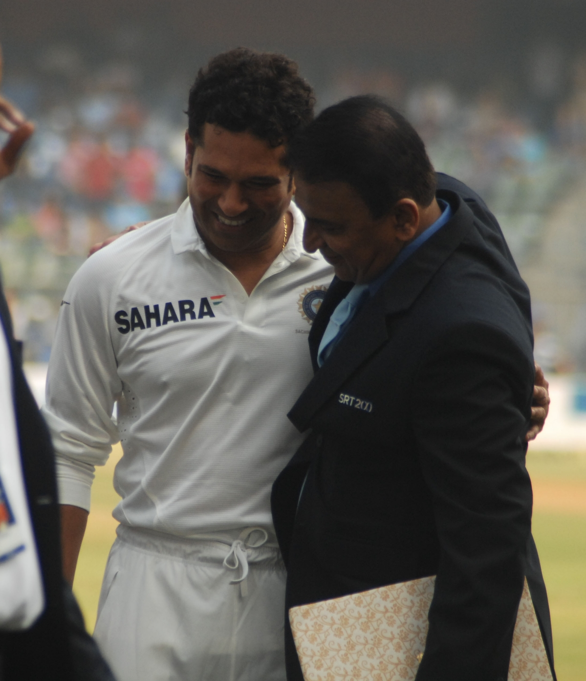 Gavaskar wants Indian  youth to emulate Sachin