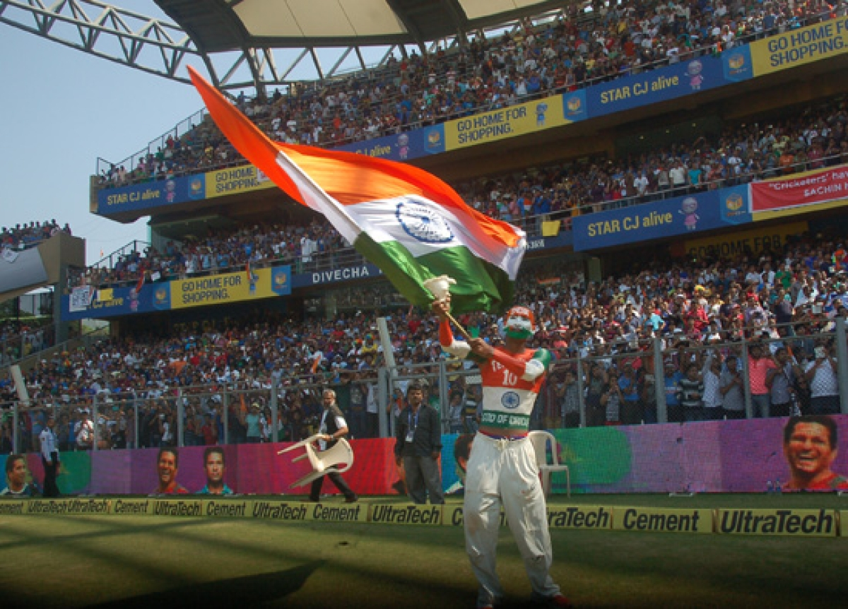 Sachin's farewell increased Indian cricket's brand value: Ganguly