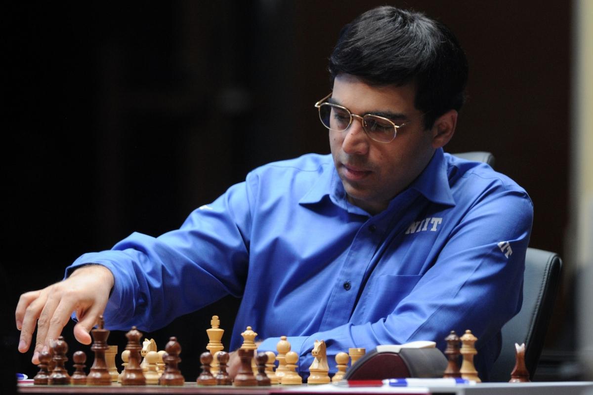 Viswanthan Anand loses to Magnus Carlsen in Armageddon