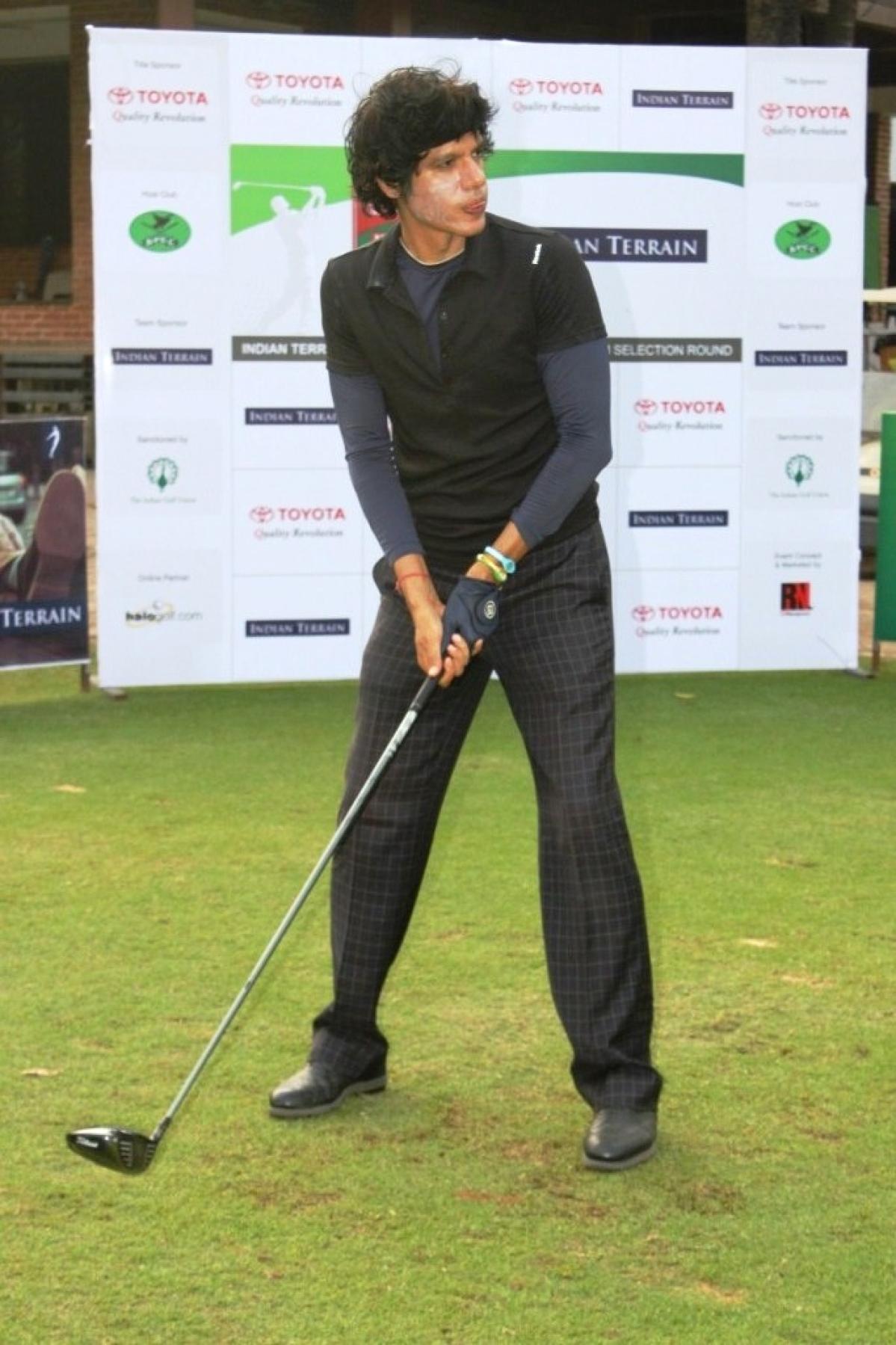 Avnish triumphs in golf qualifiers