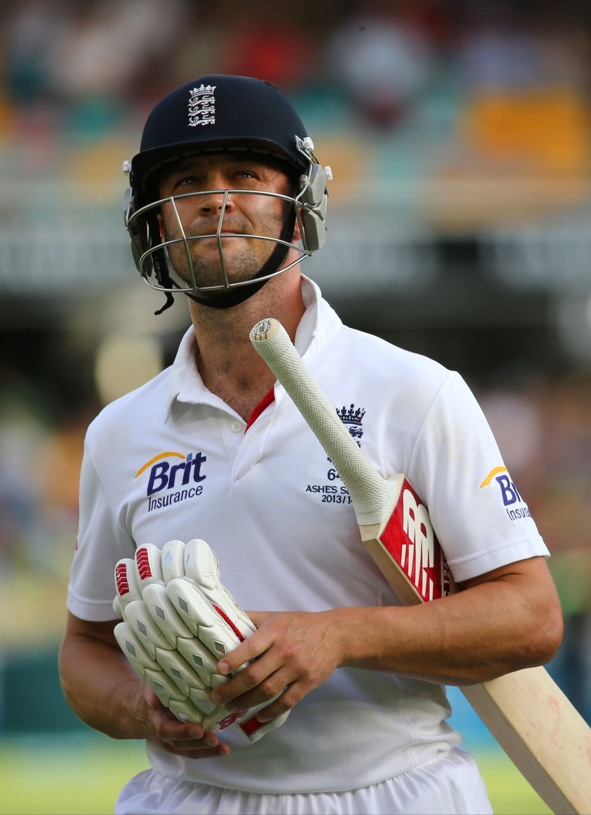 Trott out of Ashes with stress illness