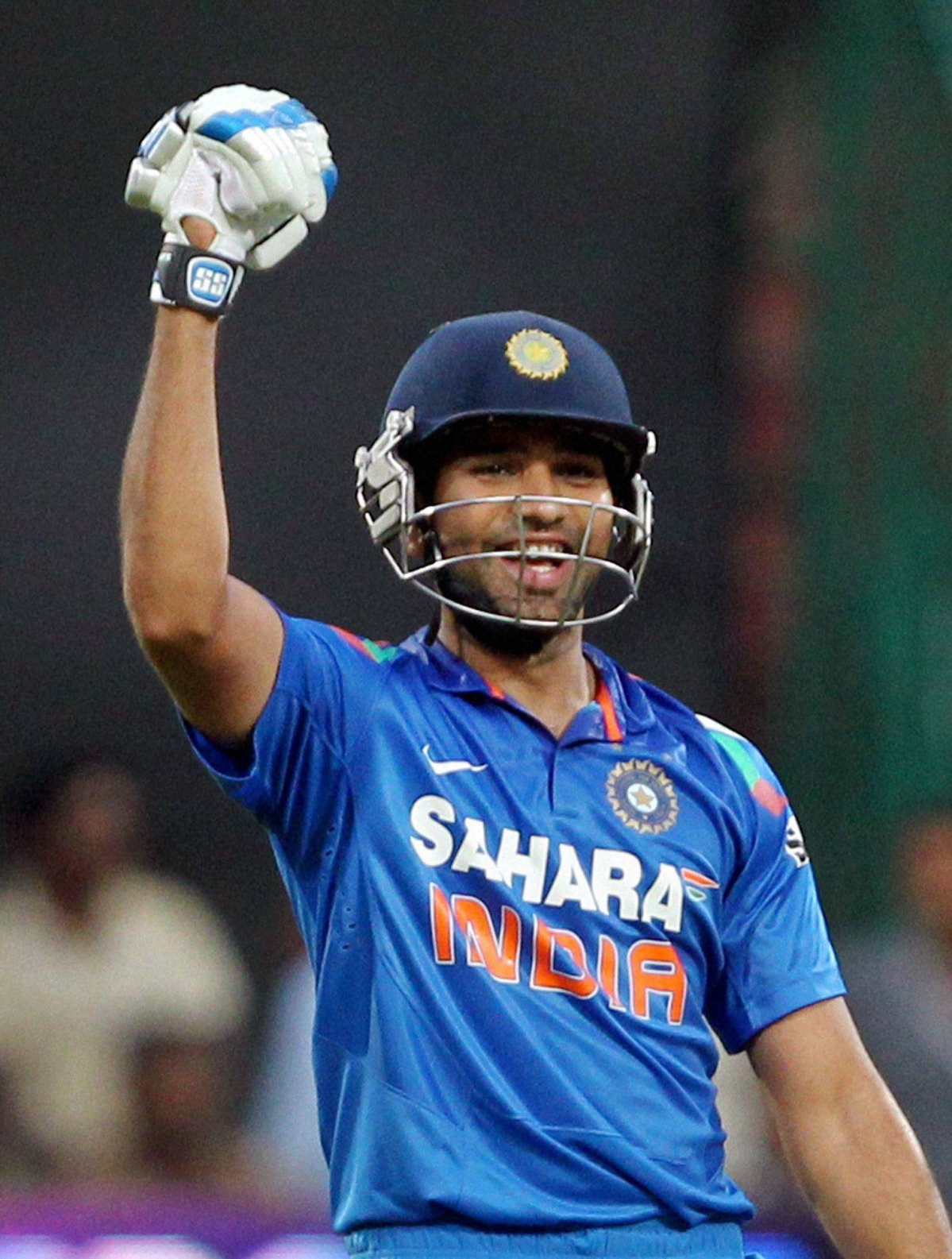 No point thinking about criticism, can't stop it: Rohit