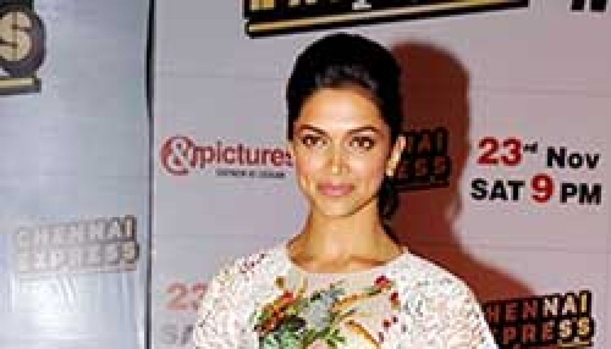 Deepika PADUKONE doesn't judge a film on the crores it earns