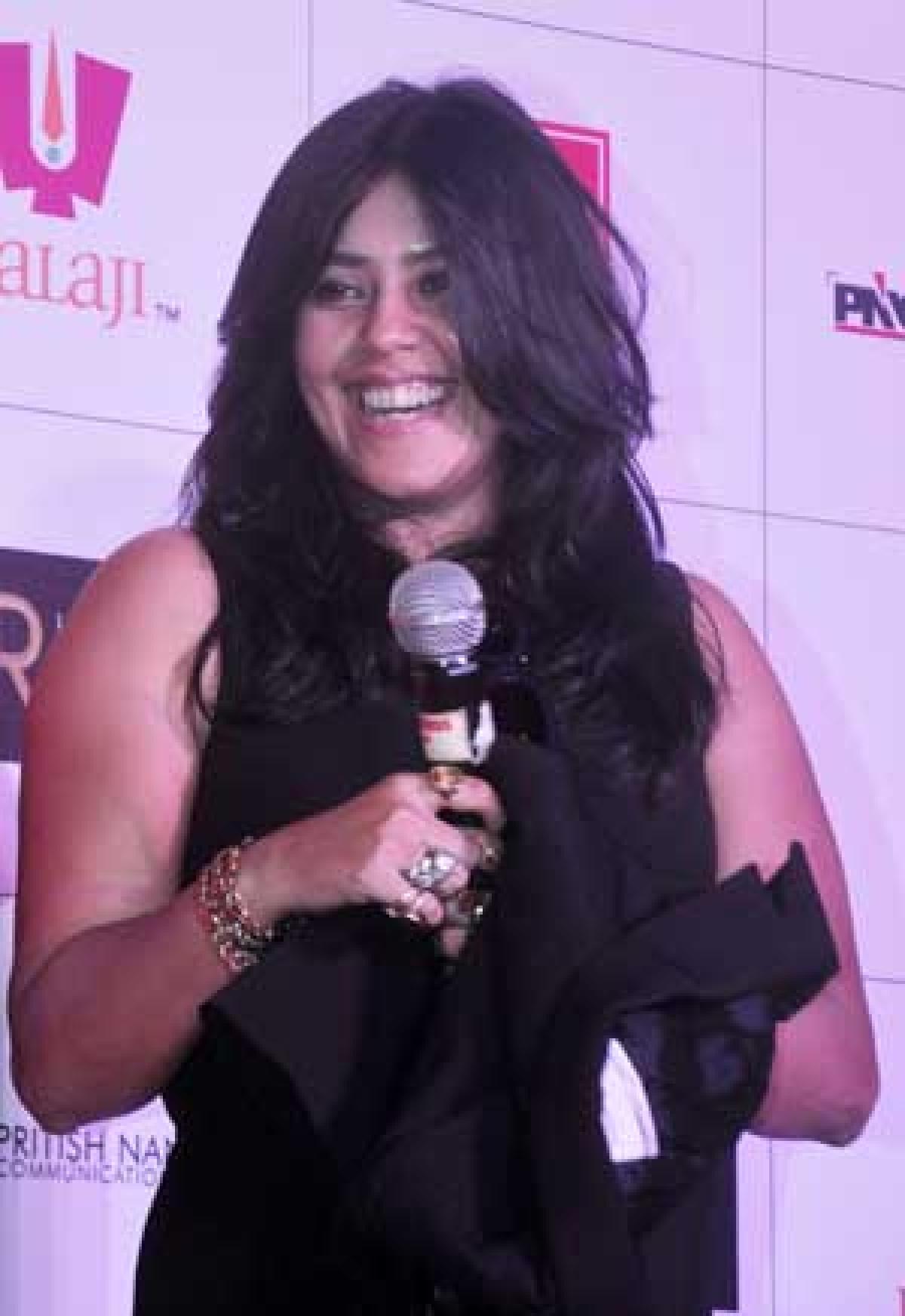 Ekta Kapoor returns to what she does best