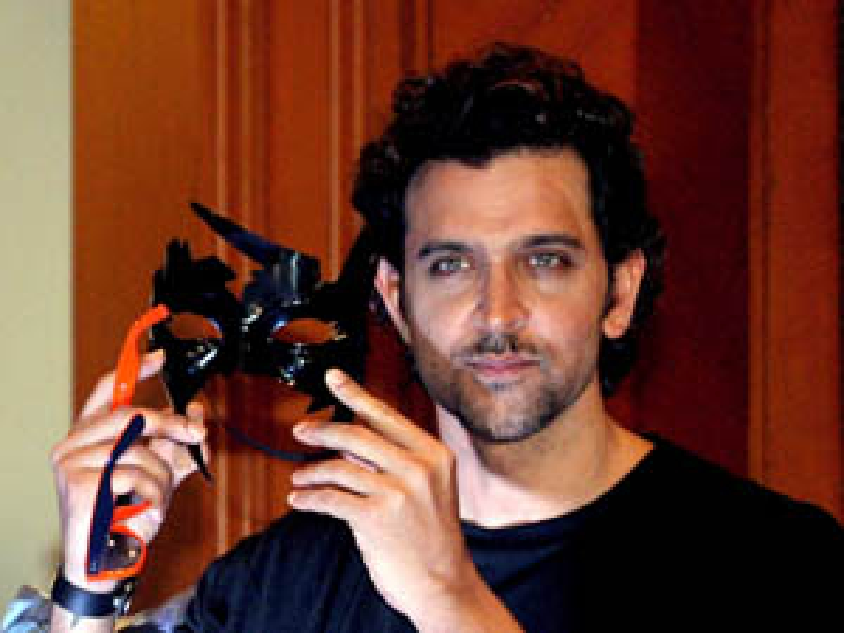 Hrithik Roshan's time off to recuperate