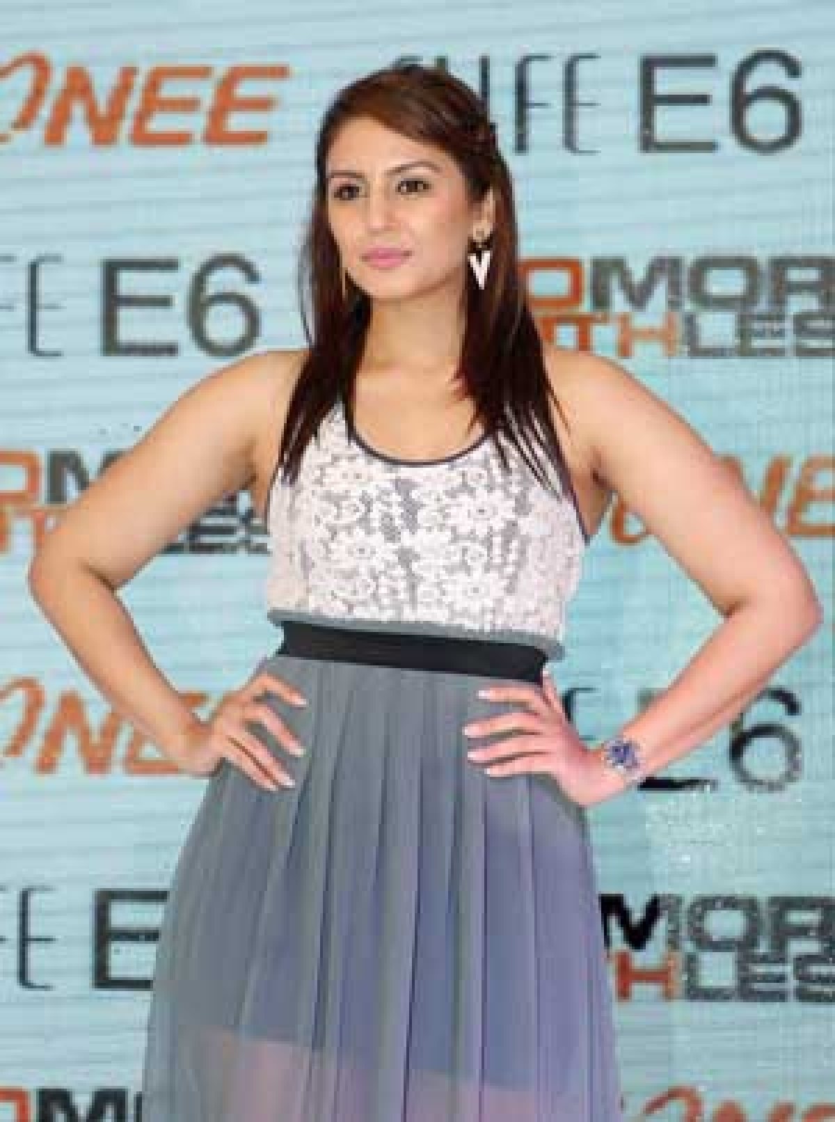 Huma Qureshi not intimidated