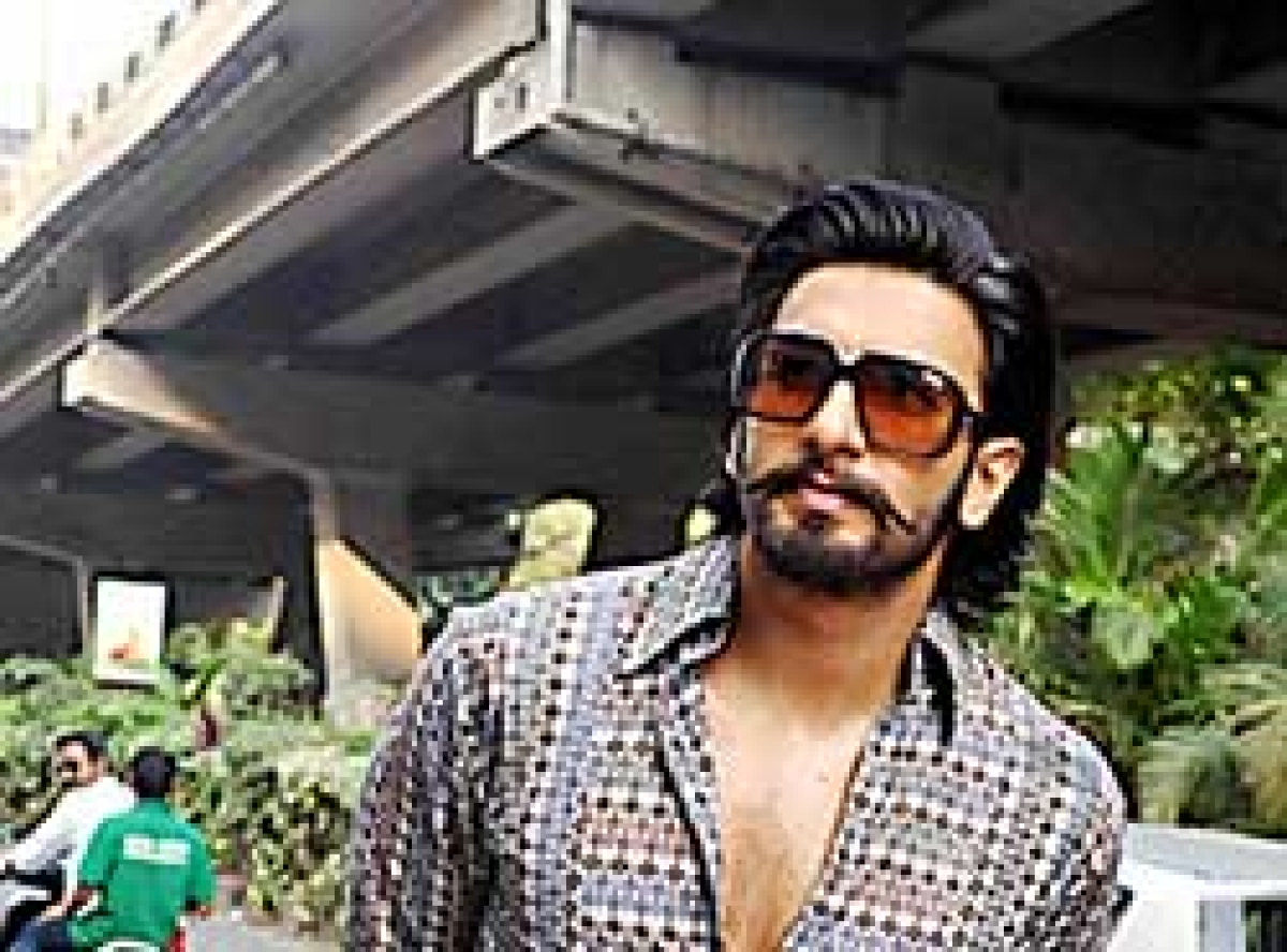 Ranveer Singh to rap for TV show