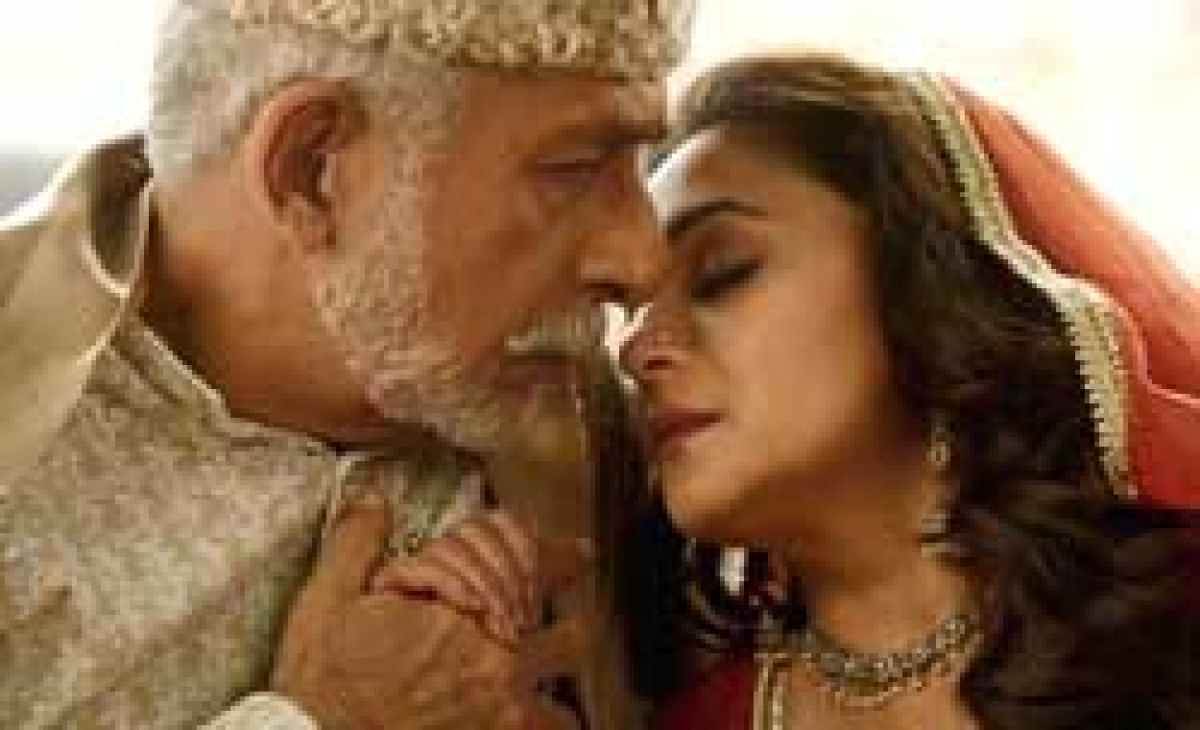 Madhuri felt shy working with Naseer