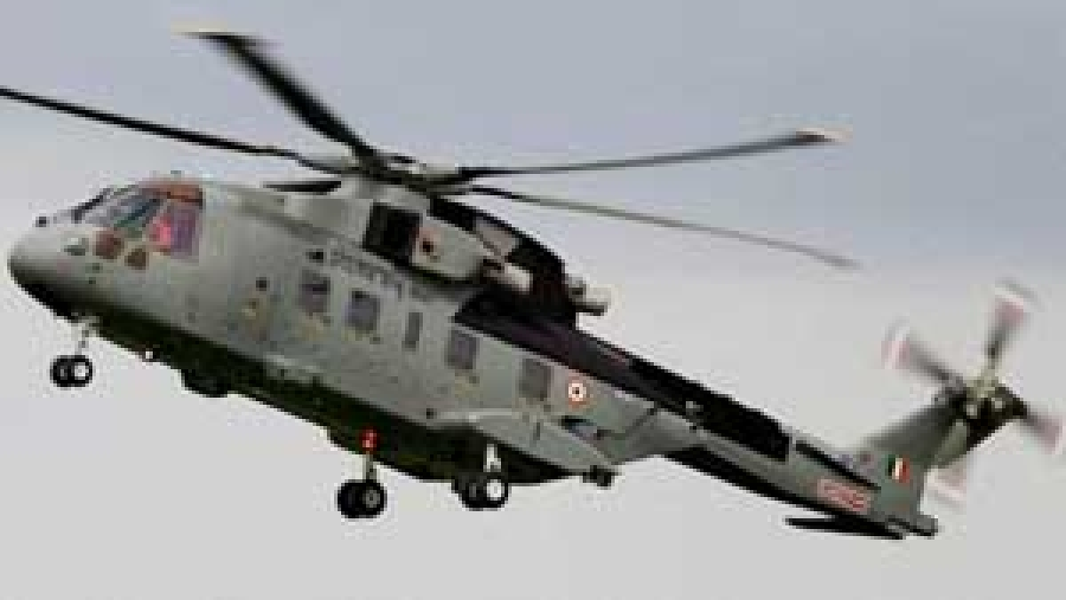 No question of arbitration in chopper deal: Antony