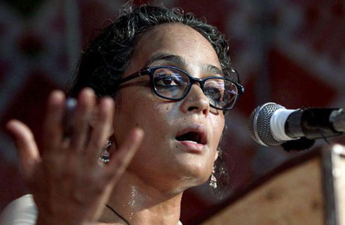Rape no 2: Arundhati Roy