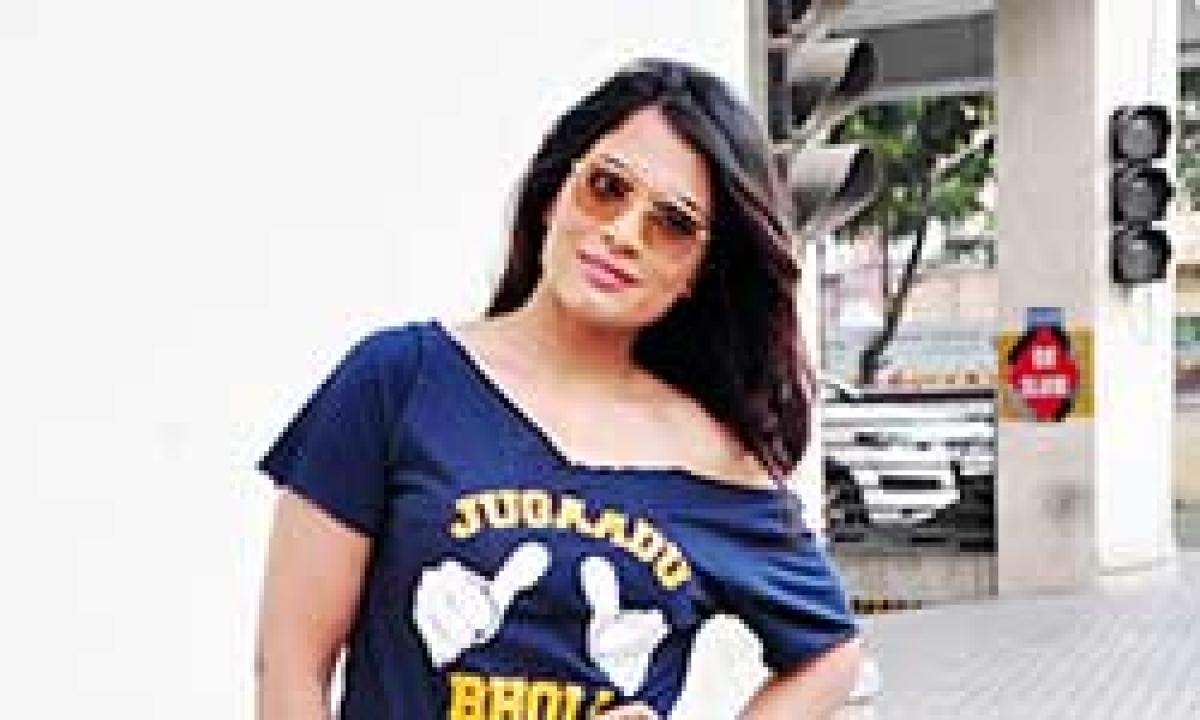 Richa Chadda's spicy avatar