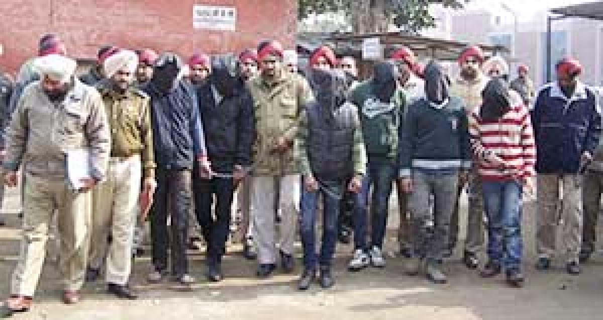 Drugs, sports, kabootarbaazi: Punjab Police tackles it all