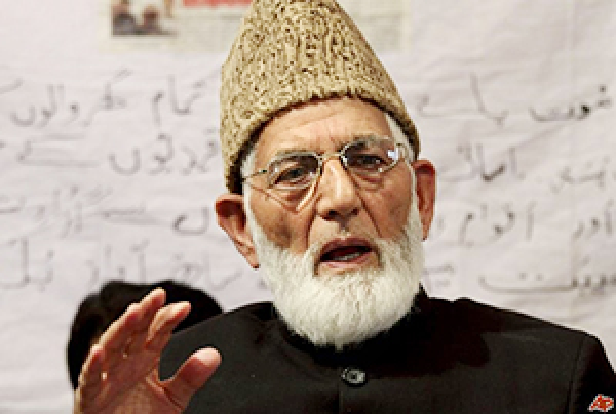 Art 370 effect? Separatist leader Syed Ali Shah Geelani announces 'complete dissociation' from Hurriyat Conference