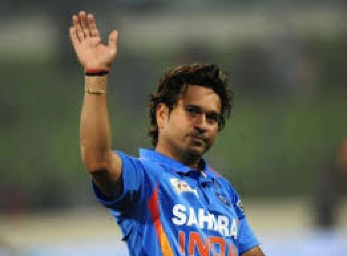Sachin's Emotional Farewell Speech