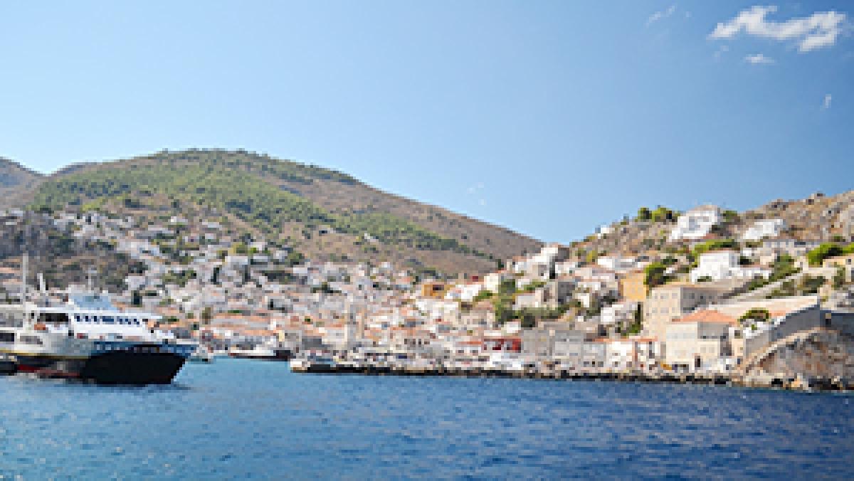 Hydra- Saronic Gulf Island