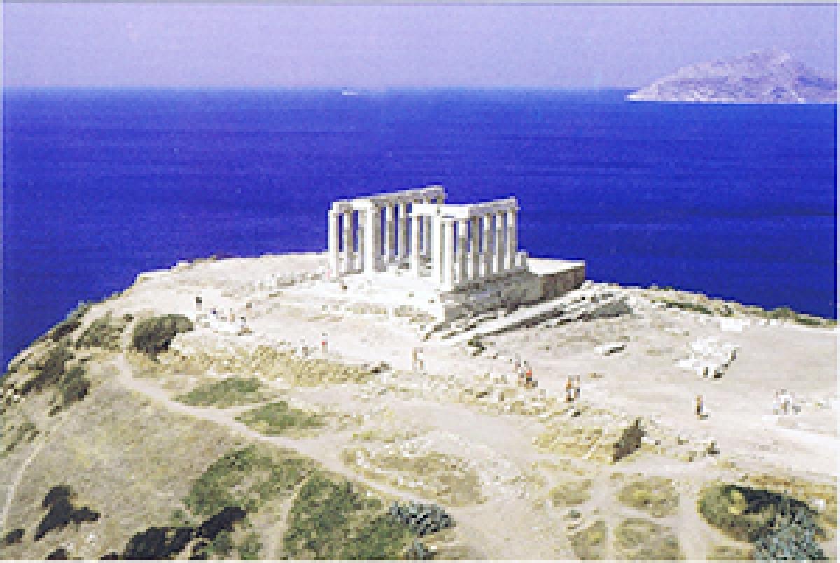 Sounion - the-temple-of-poseidon