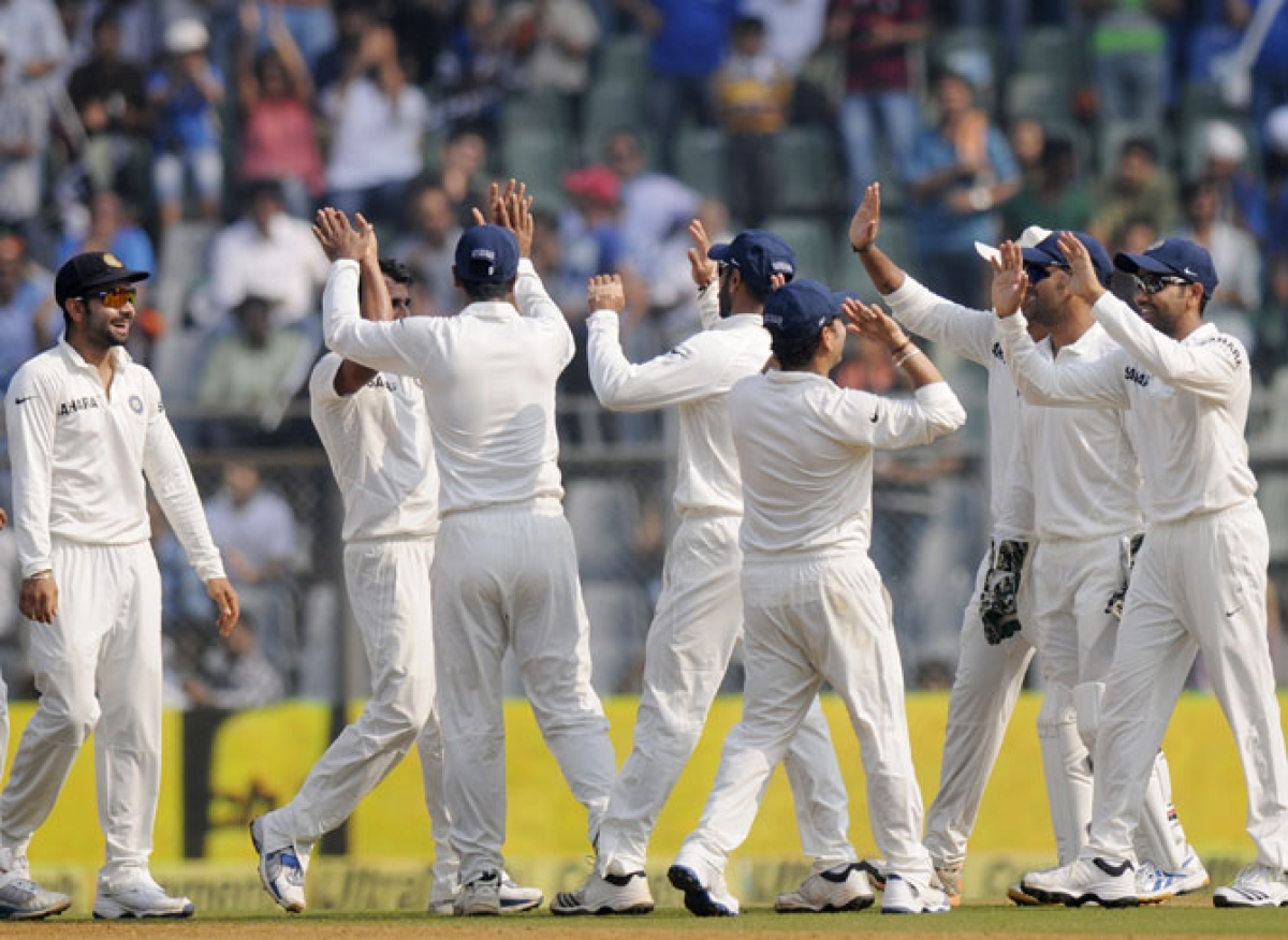 Ind vs WI: India crush West Indies by an innings and 126 runs in Sachin Tendulkar's last Test