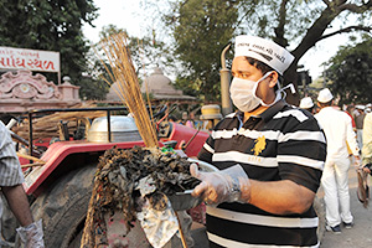 Ujjain: 'Cleanliness drive will continue post Swachhta Survekshan'