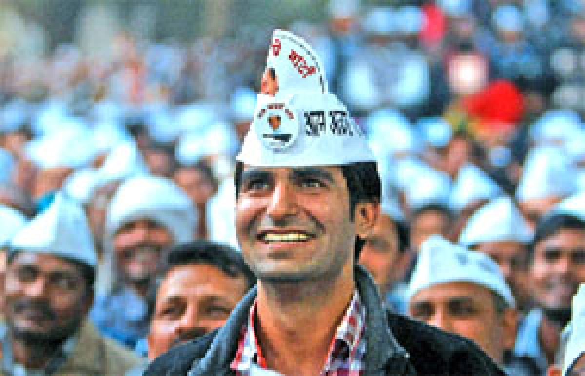 AAP ready for re-election as BJP cries foul