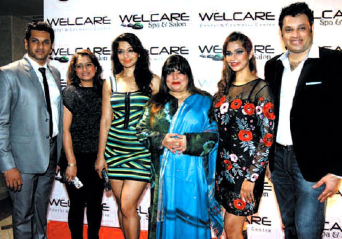 Welcare spa inaugurated in Andheri