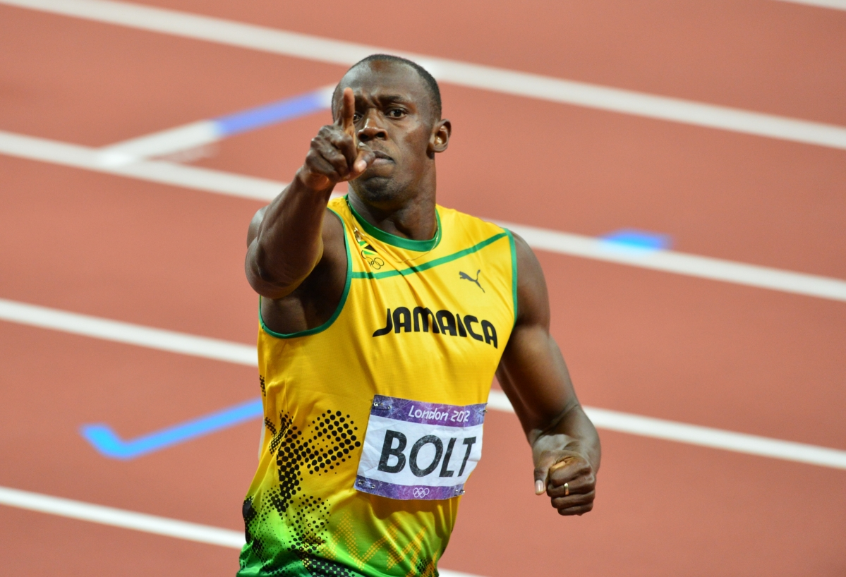 Bolt's speed could allow him to fly on Saturn's moon: Study
