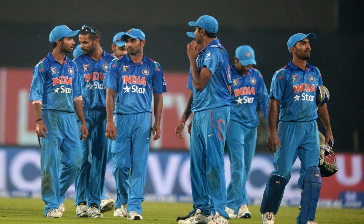 India eye consolation win