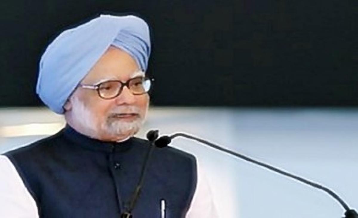 Manmohan Singh - BIMSTEC summit