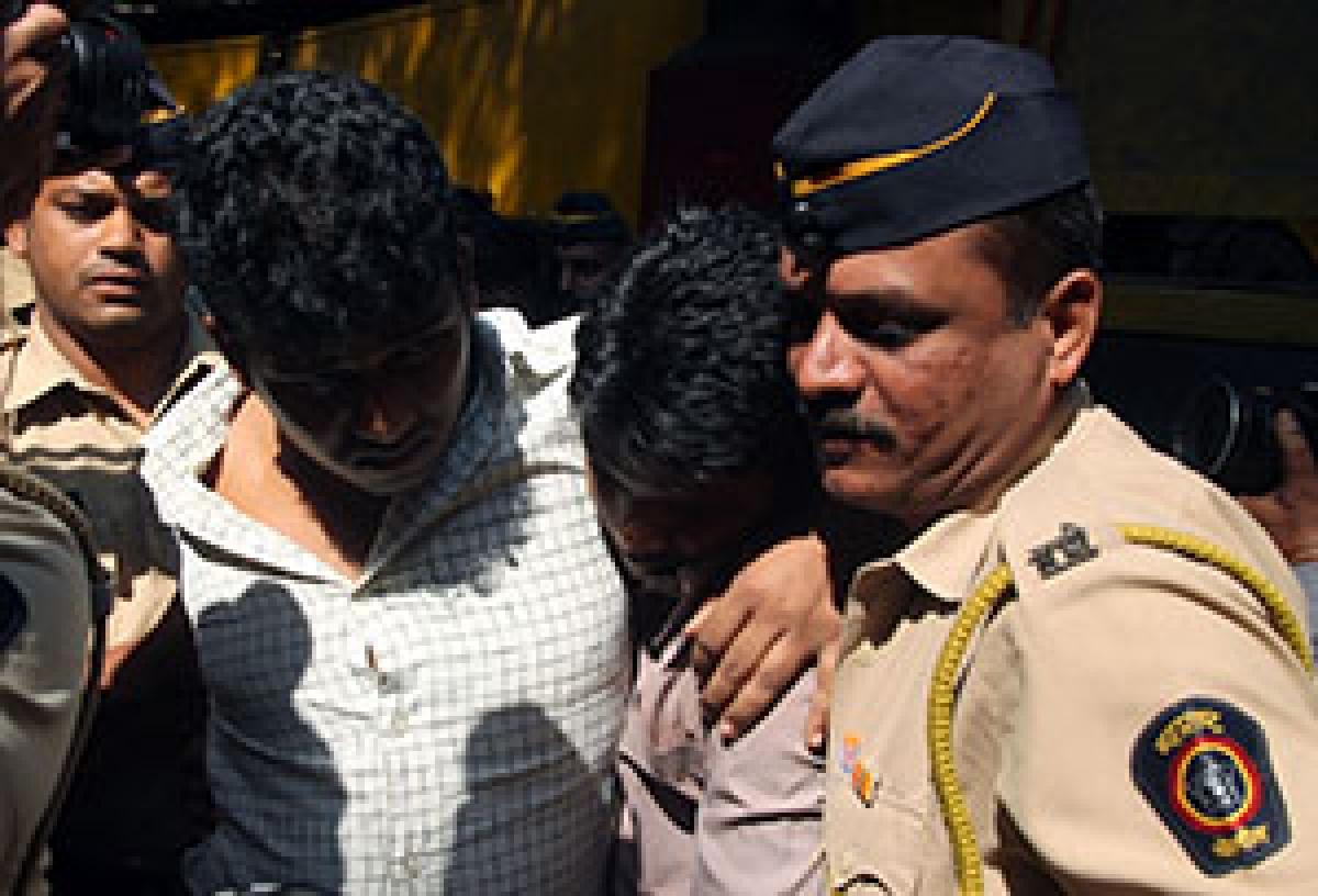Men disguised as cops gang-raped two sisters in UP